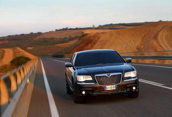 Lancia Thema #1