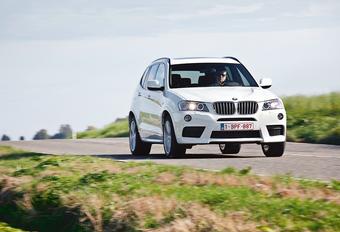 BMW X3 30d #1