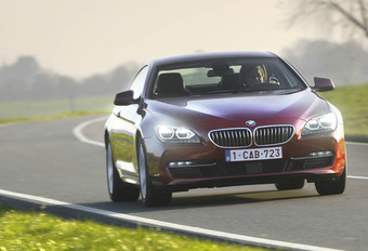 BMW 640d Coupé #1