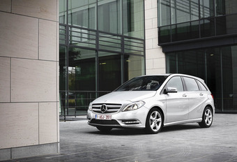 Mercedes B 180 CDI #1