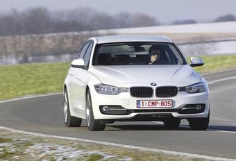 BMW 320d #1