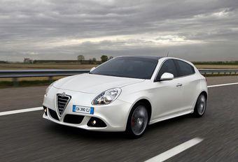 Alfa Romeo Giulietta TCT #1