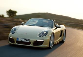 Porsche Boxster #1