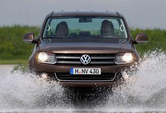 Volkswagen Amarok A #1