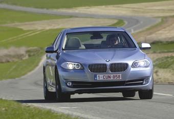 BMW ActiveHybrid 5 #1