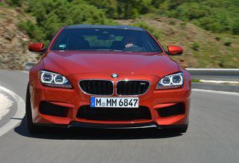 BMW M6 Coupé #1