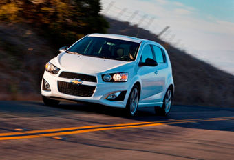 Chevrolet Sonic RS #1