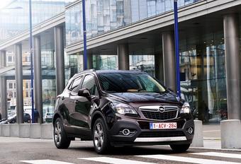 Opel Mokka 1.4 T 4x4 #1