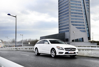 Mercedes CLS Shooting Brake 250 CDI #1