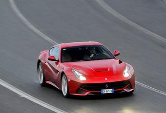 Ferrari F12 Berlinetta #1