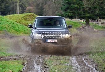 Range Rover TDV6 #1