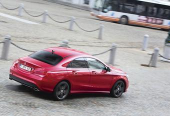 Mercedes CLA 200 #1