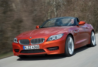 BMW Z4 sDrive 35is #1