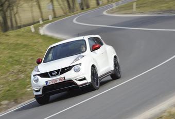 Nissan Juke Nismo #1