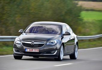 Opel Insignia 2.0 CDTI 140 ecoFlex #1