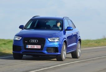 Audi RS Q3 #1