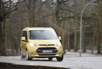 Ford Tourneo Connect 1.0 EcoBoost #1