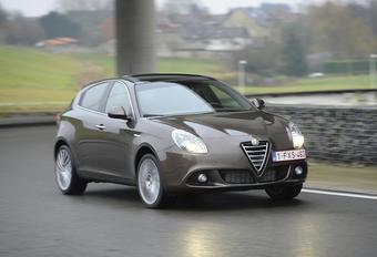 Alfa Giulietta 2.0 JTDM 150 #1