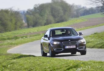 BMW 220d #1