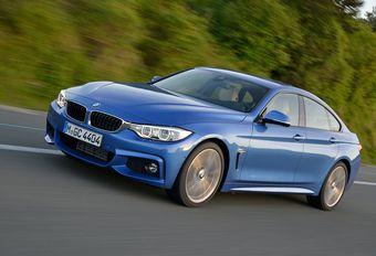BMW 4-Reeks Gran Coupé #1