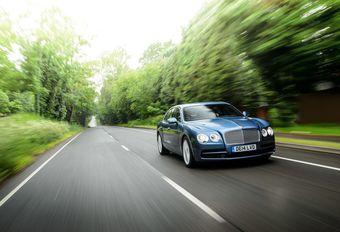Bentley Flying Spur V8 #1