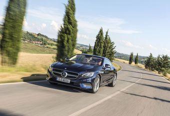 Mercedes S Coupé #1
