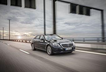 Mercedes S 500 L Plug-in Hybrid #1