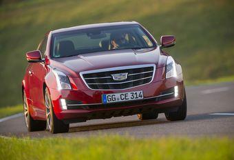 Cadillac ATS Coupe #1