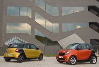 Smart Forwo & Forfour #1