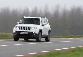Jeep Renegade 1.6 MJD #1