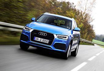 Audi -RS- Q3 #1