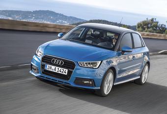 Audi A1 #1