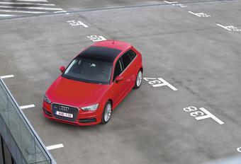 Audi A3 Sportback e-Tron #1