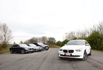 BMW 5 GT vs. 5 TOURING, X6 & 7 REEKS : Cross-over of kruis erover?  #1