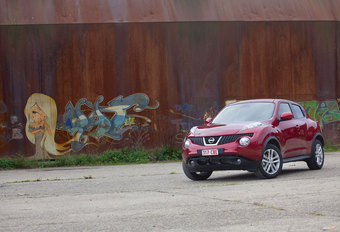 NISSAN JUKE 1.6T 2WD: Ster of nar? #1