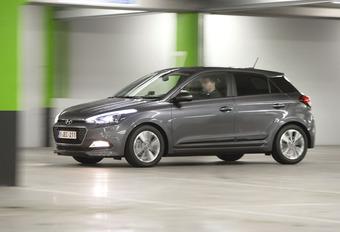 Hyundai i20 1.4 CRDi 90 #1