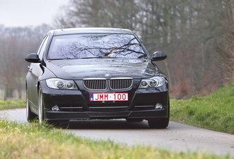 BMW ALPINA B3 BITURBO : Die andere M3 #1