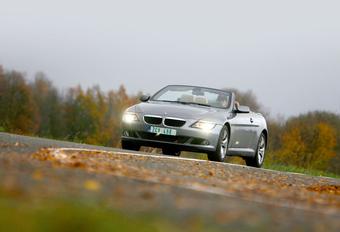 BMW 635D CABRIO : Buitenbeentje #1
