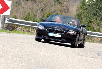 BMW Z4 M ROADSTER : Als het kriebelt #1