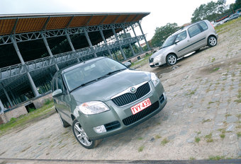 SKODA ROOMSTER 1.6 & 1.9 TDi : To the point #1