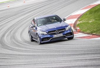 Mercedes-AMG C 63  #1