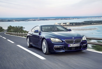 BMW 6-Reeks: Sea, Sechs and sun #1