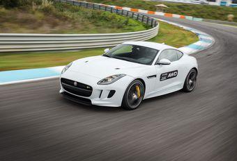 Jaguar F-Type AWD en manueel #1