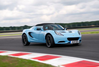 LOTUS ELISE CLUB RACER (2011) - Circuittest #1