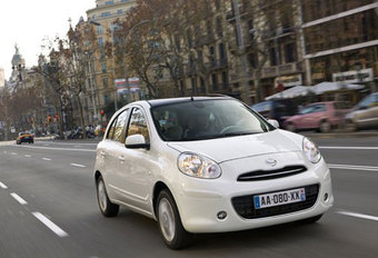 NISSAN MICRA DIG-S (2011) #1