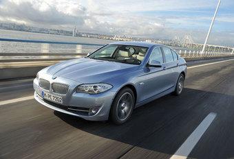 BMW 5 ACTIVEHYBRID (2012) #1