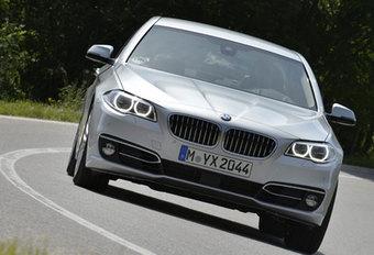 BMW 530d (2013) #1