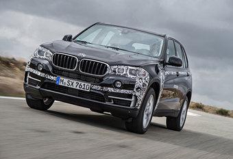 BMW X5 PLUG-IN HYBRID (2014) - Prototypetest #1