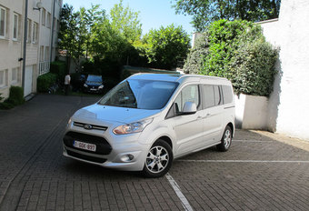 LANGEDUURTEST: Ford Grand Tourneo Connect 1.6 TDCI (1) #1