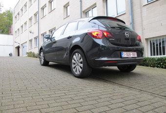 LANGEDUURTEST: Opel Astra 1.6 CDTI (1) #1